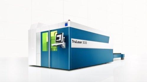 Zavádíme do výroby nový laser od firmy TRUMPF